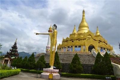 中缅.打洛—小勐拉出境游