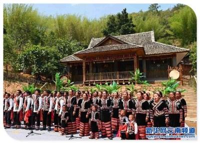 """景迈古普洱茶山、老达保""""快乐拉枯""""风情考察体验2天1晚游"""